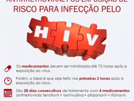 A Camisinha é a única forma de Prevenção ao HIV/Aids?