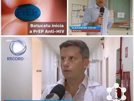 Botucatu inicia PrEP HIV, medicação que protege contra o HIV Aids