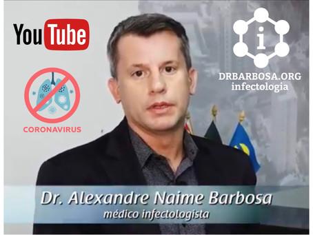 Coronavírus (COVID-19): Situação Atual no Brasil e Prevenção