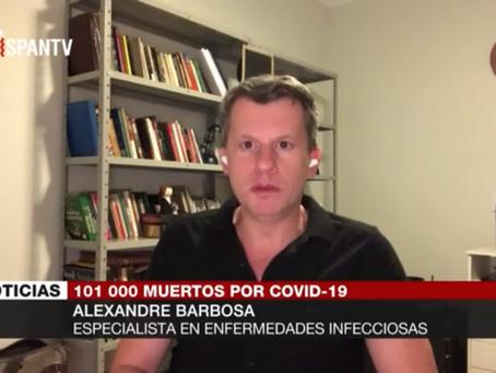 La Tragedia de la Pandemia de COVID en Brasil
