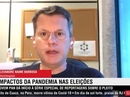 Eleições 2020: O impacto da pandemia da Covid-19 na disputa