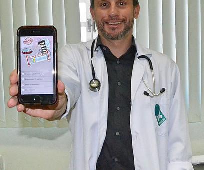 Os aplicativos na área da saúde vieram para ficar