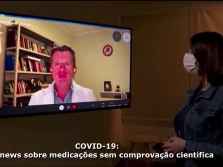 Medicações sem comprovação científica na COVID-19