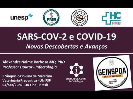 SARS-COV-2 e COVID-19: Novas Descobertas e Avanços