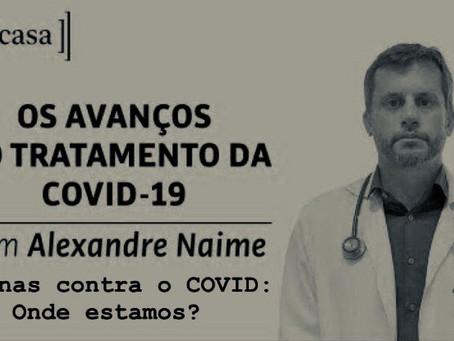 Vacina contra a COVID-19: Onde estamos?