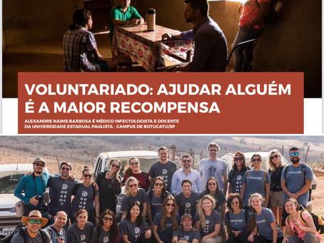 Voluntariado: Ajudar Alguém é a Maior Recompensa (Missão Médica Piauí 2017)