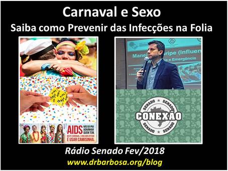 Carnaval e Sexo - Como se prevenir das Infecções