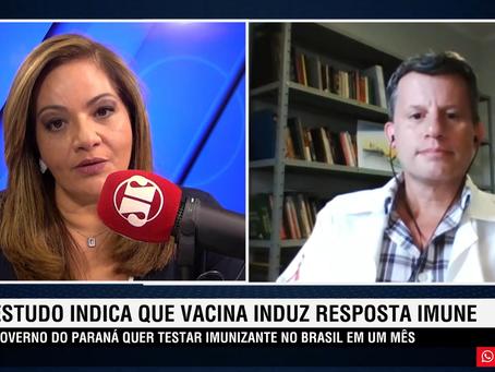 """Vacina Russa contra COVID Sputinik-5: de """"blefe"""" de Putin à candidata real de prevenção"""