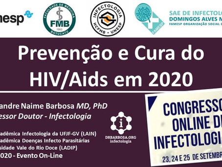 Prevenção e Cura do HIV em 2020