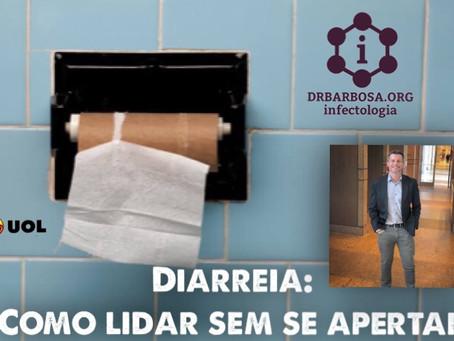 Diarreia: alimento infectado é principal causa; veja como evitar e tratar