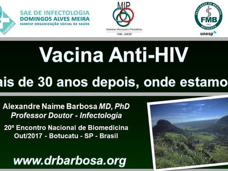 Vacina Anti-HIV: Mais de 30 anos depois, onde estamos?