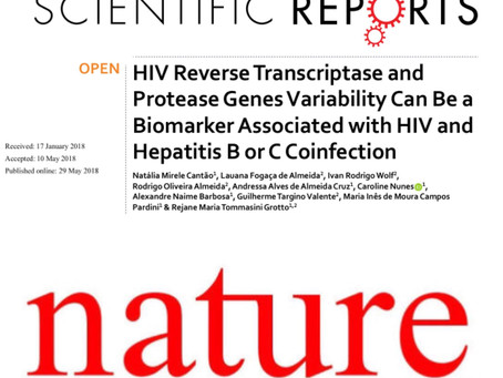 HIV Reverse Transcriptase and Protease Genes Variability Can Be a Biomarker Associated with HIV and