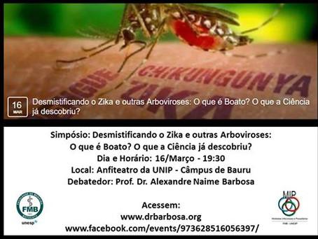 Zika e Outros Arbovírus - Desmitificando e Esclarecendo