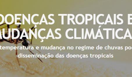 Doenças Tropicais e Mudanças Climáticas