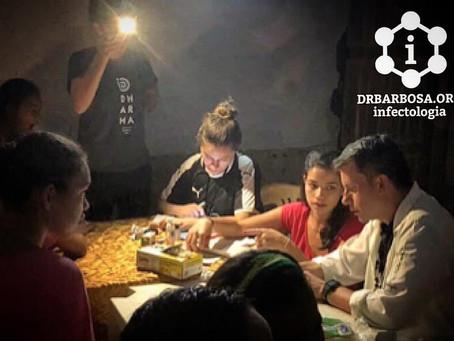 Desespero na fronteira da Venezuela por um tratamento contra o HIV/Aids