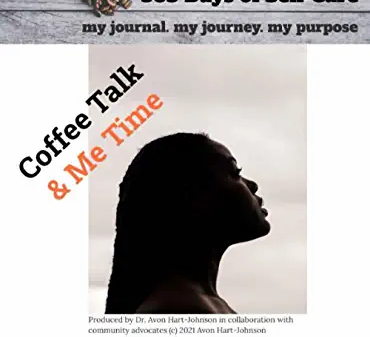 We are about to launch 'Coffee Talk & Me Time' Journal!
