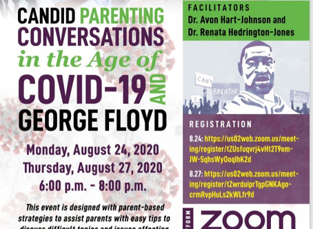 Candid Conversations About Race, COVID, and Policing