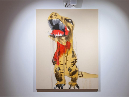 Feast For The Senses: A 'Terror' Takes Over London's New Concept Art Gallery