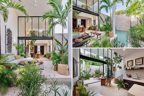 Interiorscaping - Let the Outdoors In and Breathe