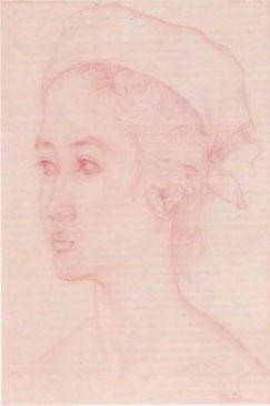 Portrait of Ni Kandi