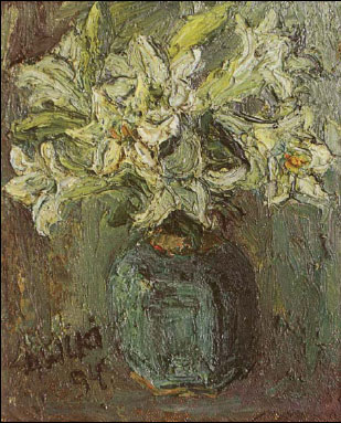 Flower in the Vase