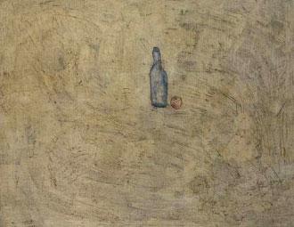 Botol dan Apel