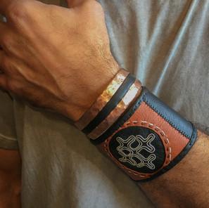 Duodji: Nordic Cross & Copper Saami