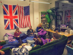Game Night in the Students' Lounge