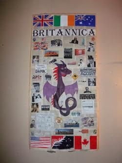 Our Britannica board