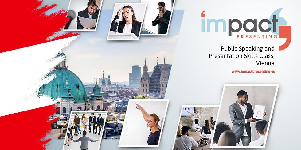 2-Day Vienna Impact Presenting