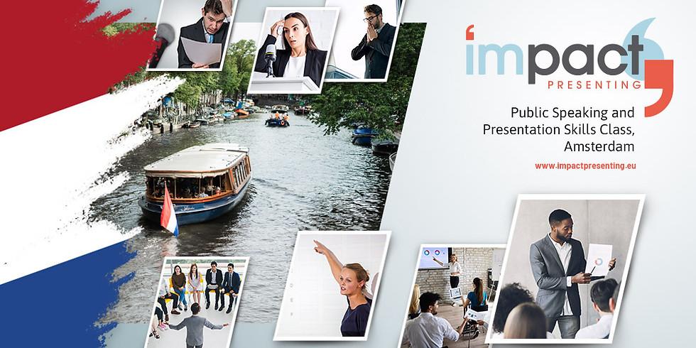 2-Day Amsterdam Impact Presenting