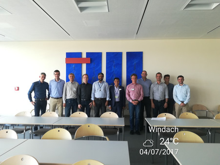 Sales Training for DELO Industrial adhesives (3 part series) project review