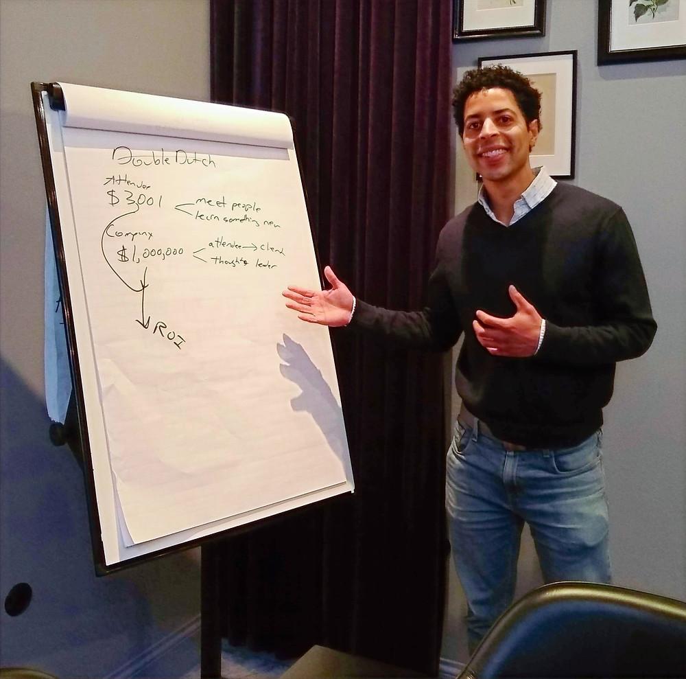 public speaking class amsterdam