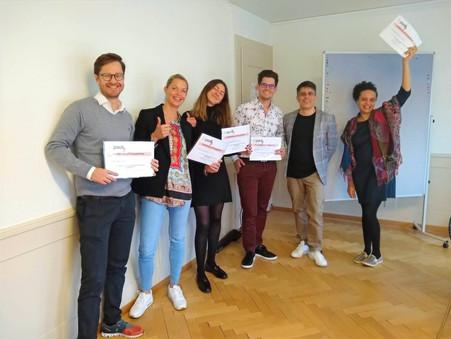Zurich, Switzerland, class review, October 2019