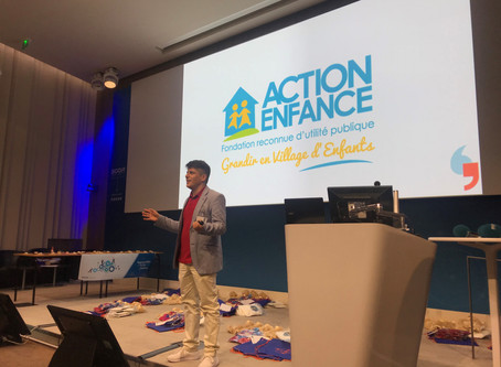 In-house Teambuilding/Presentation Skills Hybrid Event, for SCOR Insurance, Paris, July 2019