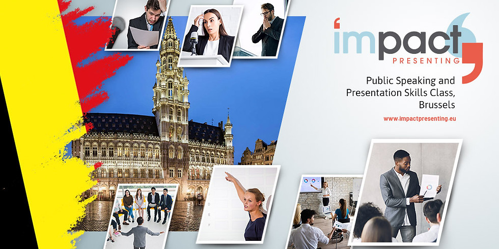 2-Day Brussels IMPACT Presenting