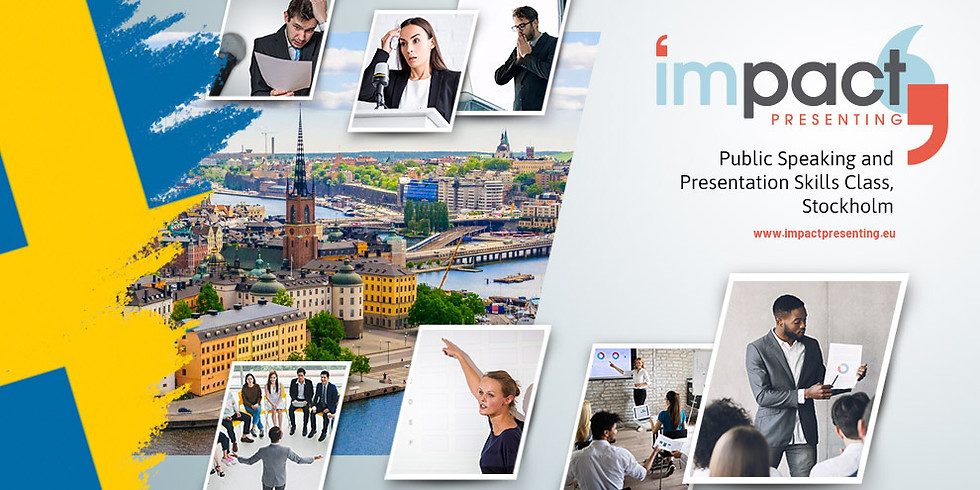 2-Day Stockholm IMPACT Presenting