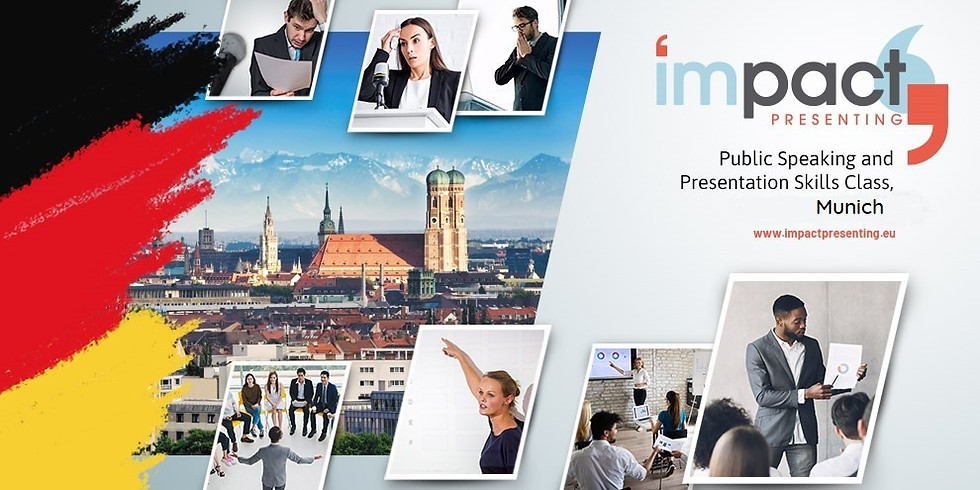 2-Day Munich Impact Presenting