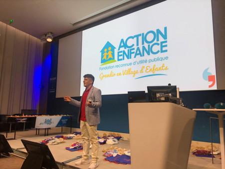 Charity Teambuilding & Presentation Skills Event,  Paris, July 2019