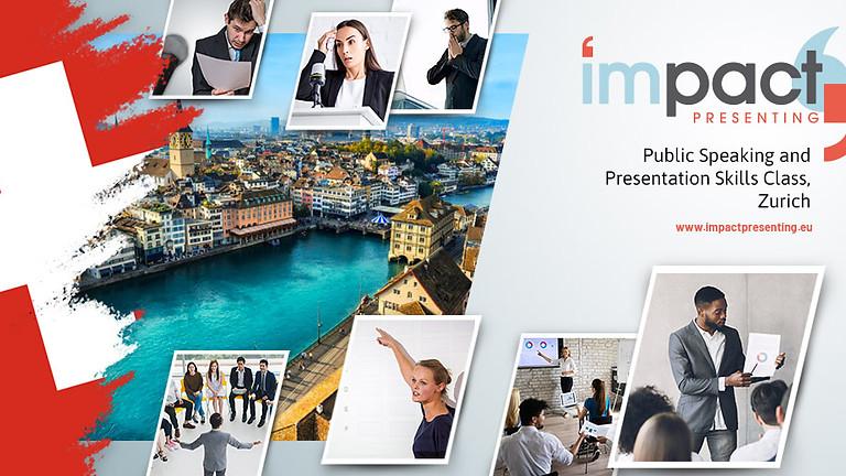 2-Day Zurich  IMPACT Presenting