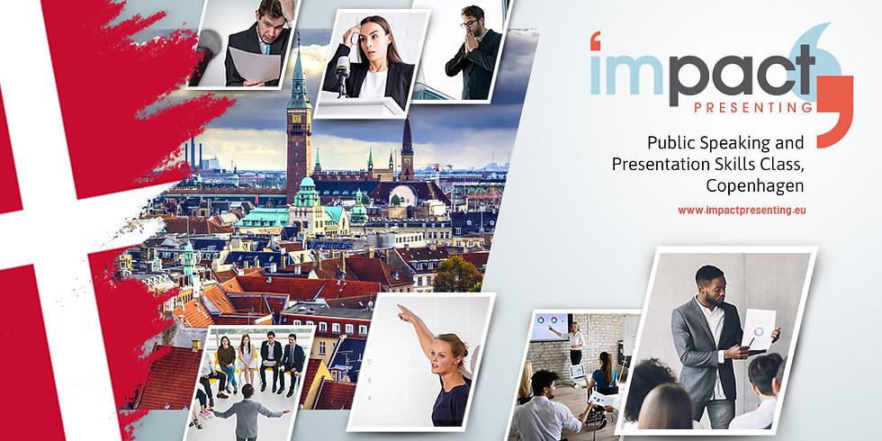 1-Day Copenhagen IMPACT Presenting