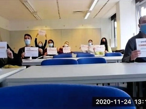 Class of 2020 - Hanover Biomedical Research School - Impact Presenting