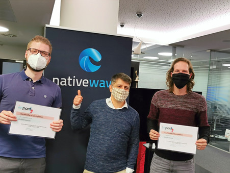 In-house course review, Native Waves, Salzburg 2020