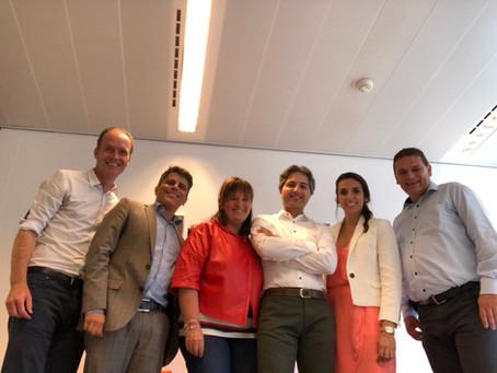 Class review, Leadership Presentations, SOBI Pharmaceuticals. Brussels, Belgium (2 part series)