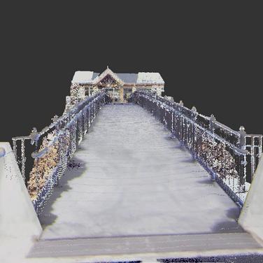 Mammoth Cave Pedestrian Bridge