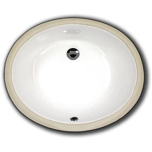 Bathroom Sink - Oval