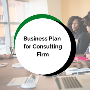 Business Plan Development for Managing Consultant Firm