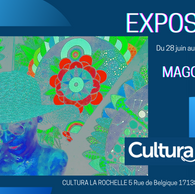 """Exposition : """"Maggy +++ Collection exploration"""""""