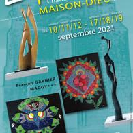 EXPOSITION EN DUO À MAISON-DIEU