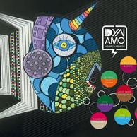 Création affiche : Le Mini Festival de La Dynamo